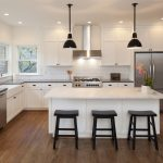 Alluring Kitchen Renovation Of Before