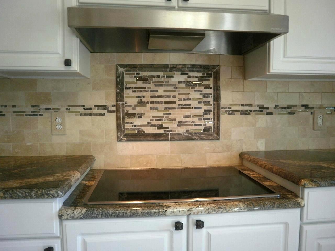 Alluring Kitchen Tile Backsplash Ideas