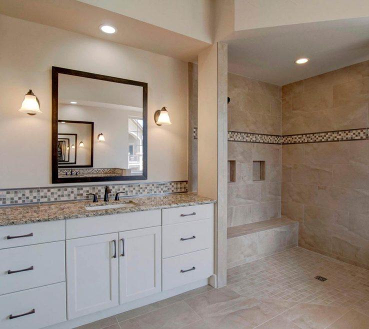 Alluring Master Bathrooms