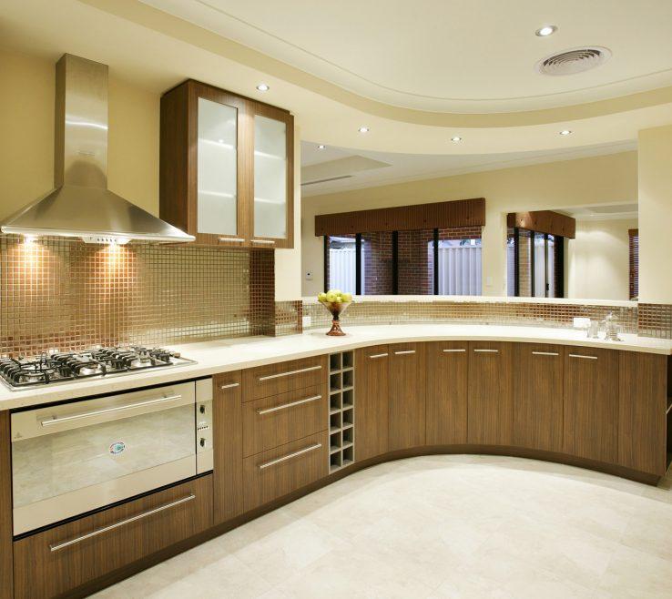 Alluring Modern Kitchen Design Of New