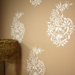 Amazing Bedroom Wall Painting Of Perky Decorating