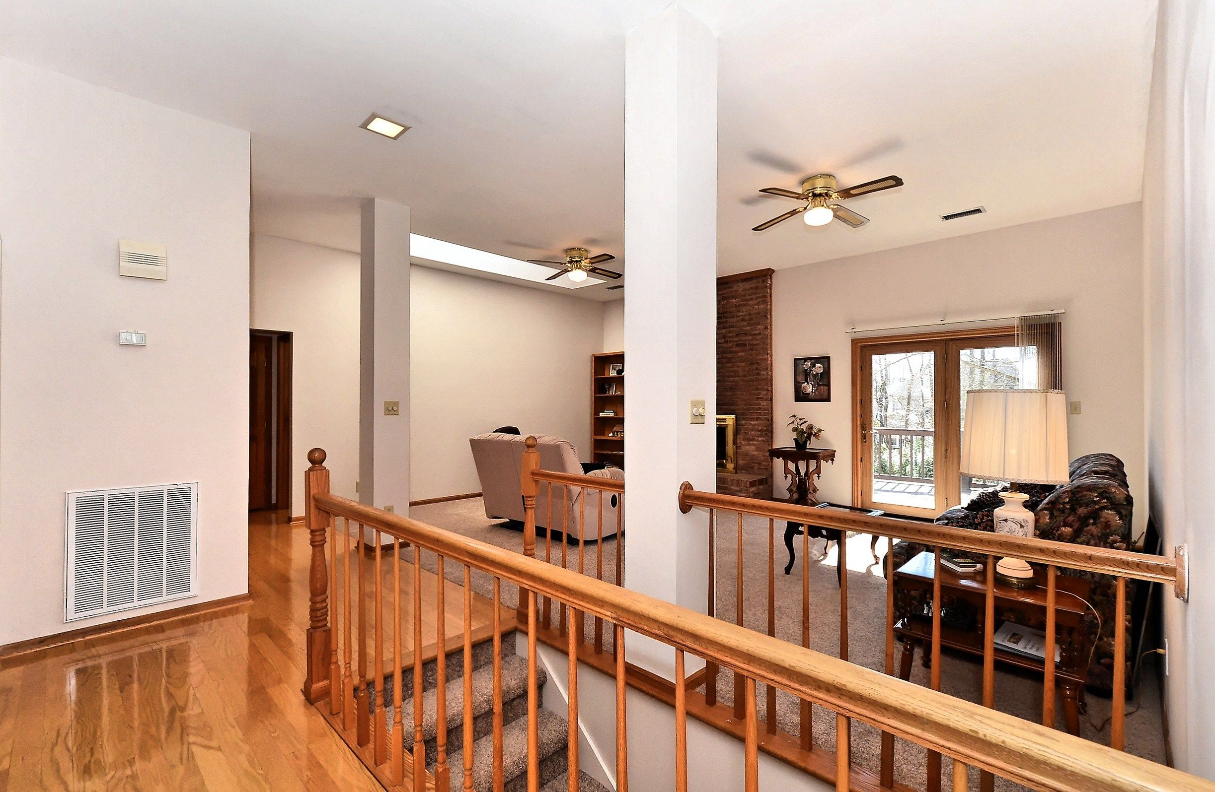 Amazing Opening A Load Bearing Wall Between Kitchen And Living Room Of Or Open Stairway Walls Area Acnn Decor