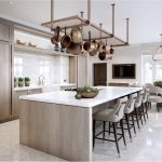 Artistic Contemporary Kitchen Of Lovely Exciting Design Ideas Seating Ideas Surrey