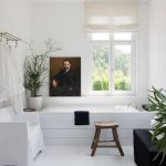 Astonishing Art In Bathroom Of Is A Micro Trend Thats Putting A