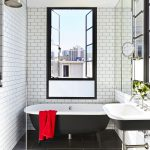 Astonishing Black Bathroom Walls Of Find And Save Ideas About Tile Designs
