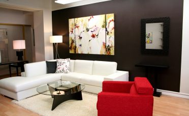 Astonishing Wall Decorations Living Room Of Roomshowy Square Mirror Decor Ideas