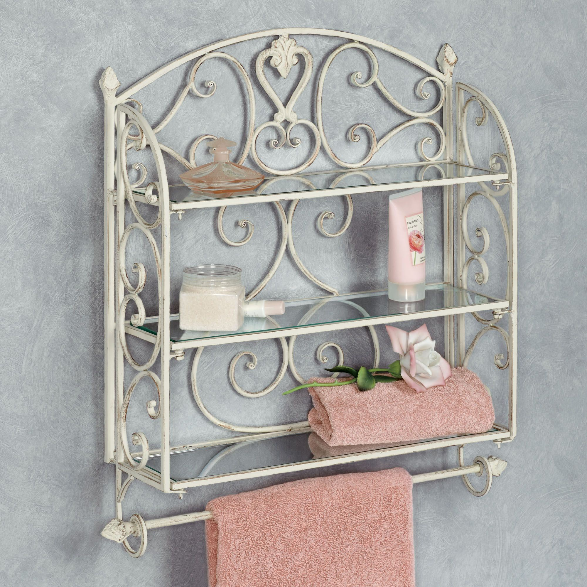 Astounding Bathroom Wall Towel Rack Of Traditional Patterns For Elegant Bined