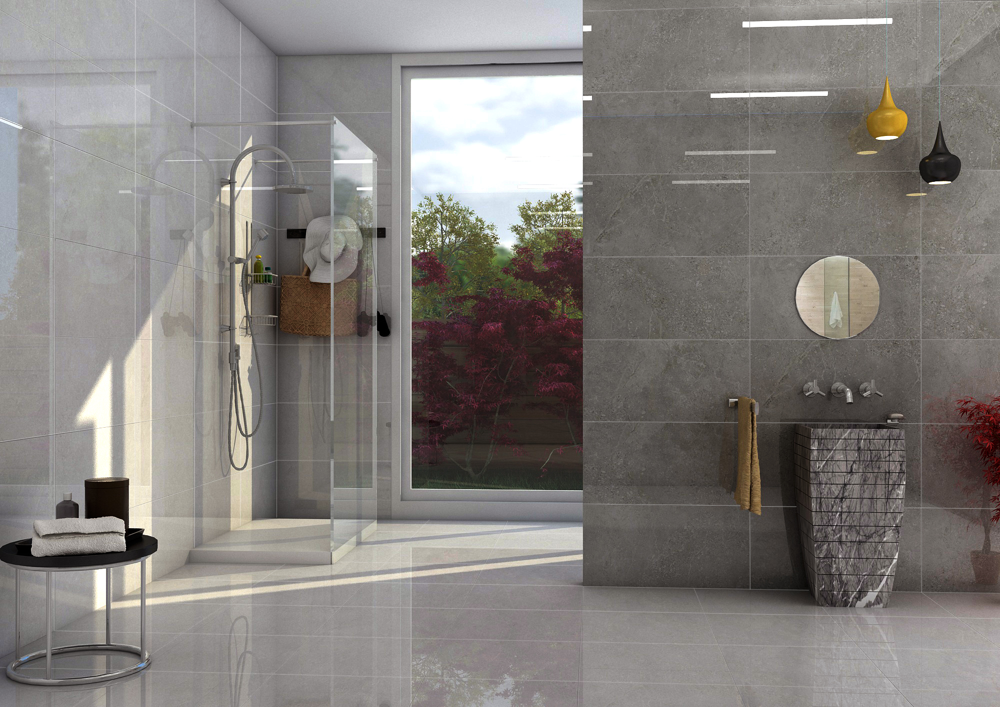 Attractive Bathroom Wall Tiles Of Bala Gery Read More