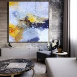 Attractive Large Pictures For Living Room Wall Of L Type S Make E