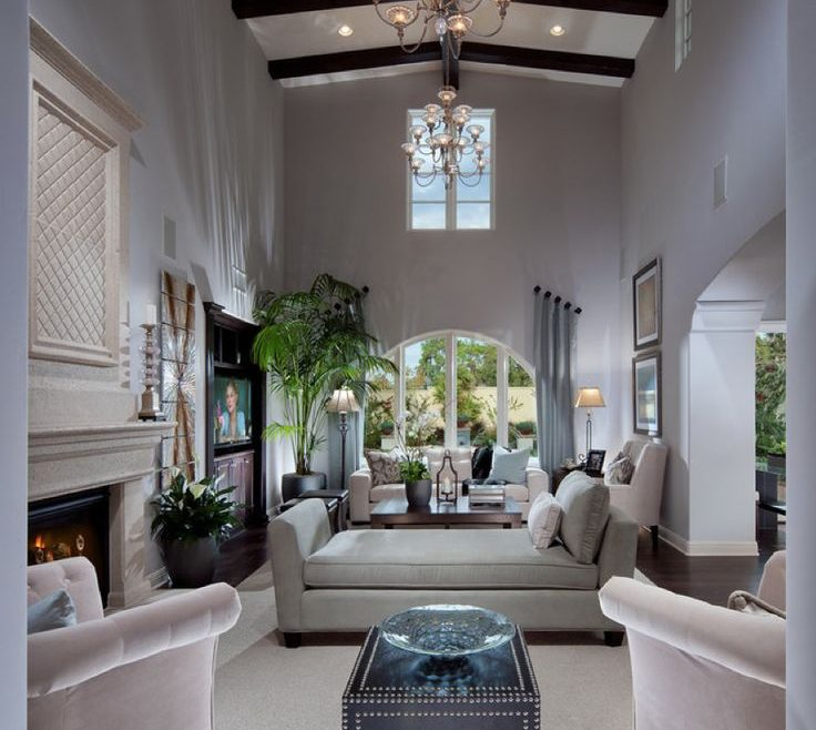 Attractive Living Room Furniture Layout Of Long Narrow Room Center Fireplace Layout
