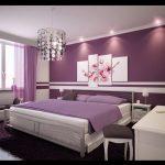 Attractive Purple Wall Decor For Bedrooms Of Bedroom Interesting Teenage Diy Bedroom Chandeliers