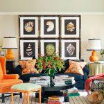 Attractive Wall Decor For Living Room Of Modern Art Design Ideas Big