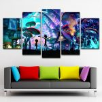 Attractive Wall Paintings For Living Room