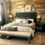 Awesome Master Bedroom Decorating Ideas Of Beautiful With Shiplap Wall
