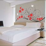 Awesome Wall Decorations For Bedroom Of Decorating Ideas A Small Master Home