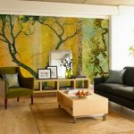 Awesome Wall Paintings For Living Room Of Write Teens