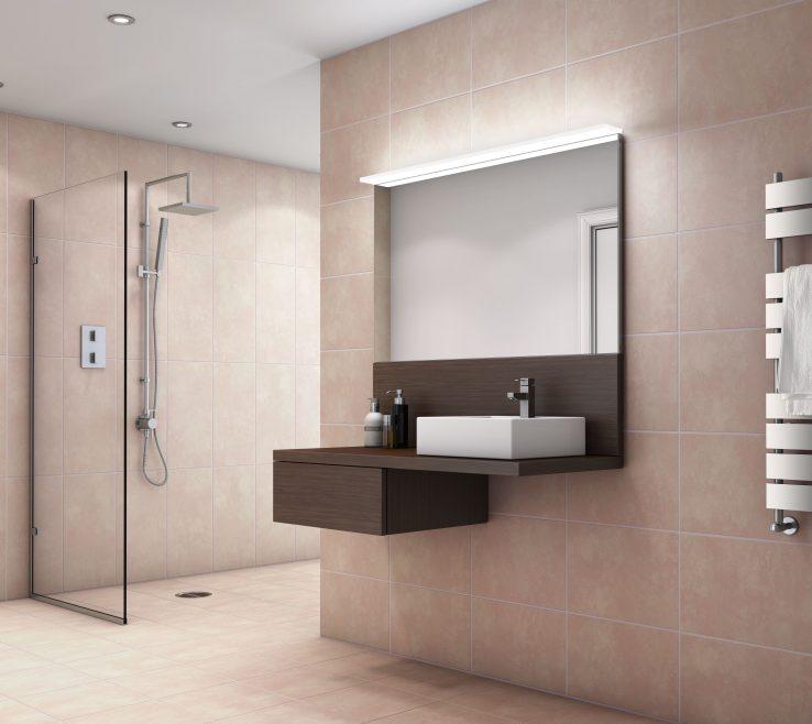 Bathroom Tiles Of Rapolano