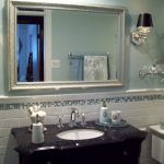 Bathroom Wall Sconce Lighting Of Bathroom Beautiful Sconces For Bathrooms With Black
