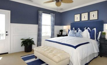 Beautiful Bedroom Color Schemes Of Luxury Blue Youll Love