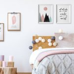 Beautiful Bedroom Picture Wall Ideas Of Photos Hang Above Bed