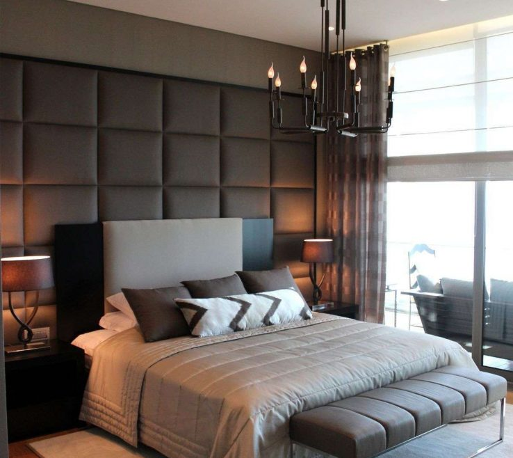 Beautiful Contemporary Master Bedroom Of Media Cache Ec Pinimg X