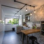 Beautiful Kitchen Renovation Of Room Hdb Design