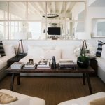 Beautiful Mirrored Walls In Living Rooms Of Mirror Wall Decoration Ideas Room Wall Photos