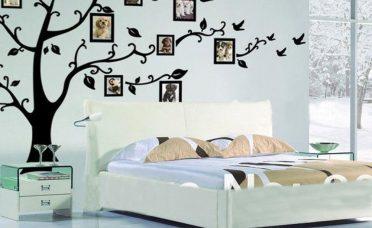 Bedroom Wall Of Elegant Designs To Adorn Your Walls