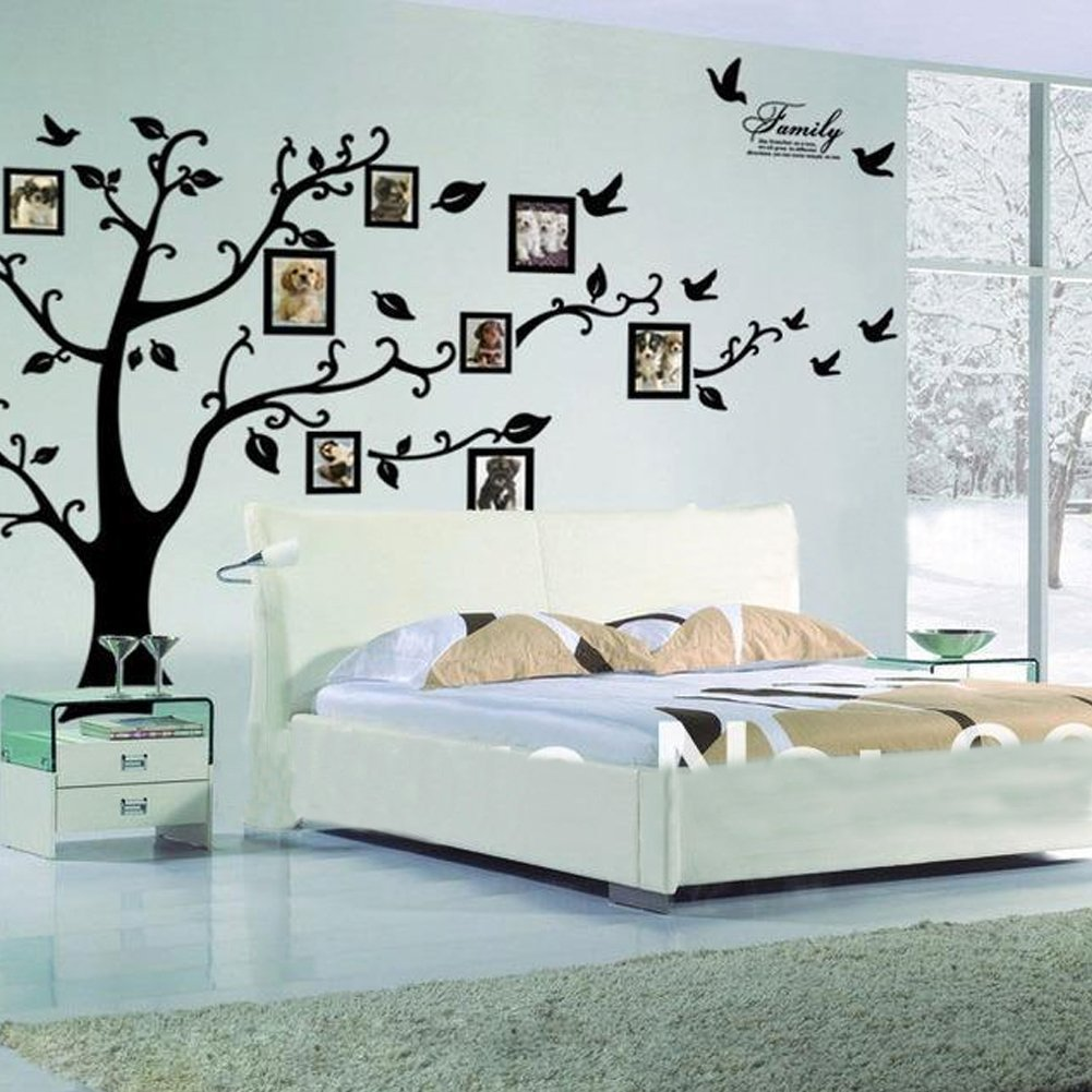 Bedroom Wall Of Elegant Designs To Adorn Your Walls