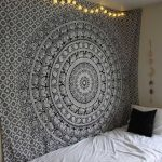 Bedroom Wall Tapestry Of Hippie Tapestries Mandala Bohemian Tapestries andamp