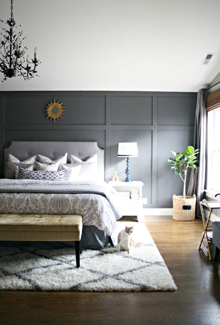 Brilliant Bedroom Wall Ideas About Accent On Inspiration Accent
