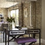 Brilliant Mirrored Walls In Living Rooms