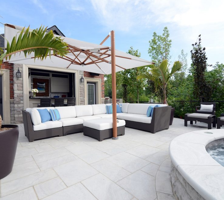 Brilliant Outdoor Living Room Of Turn Your Backyard Into The Perfect Space