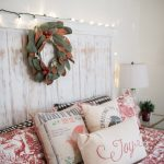 Brilliant Wall Decorations For Bedroom Of Holiday Decor Inspiration E Inspired