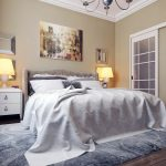 Captivating Bedroom Picture Wall Ideas