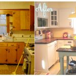 Charming Kitchen Remodel Ideas Before And After Of Stunning Free Renovation Affordable Amazing Remodels White