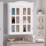 Charming Wall Mounted Bathroom S Of Costway Wall Mount Storage Medicine Organizer Double