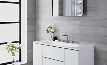 Charming Wall Mounted Bathroom Vanities