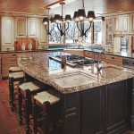 Cool Kitchen Island With Sink Of Sinks Astounding Brown Rectangle Modern Wooden