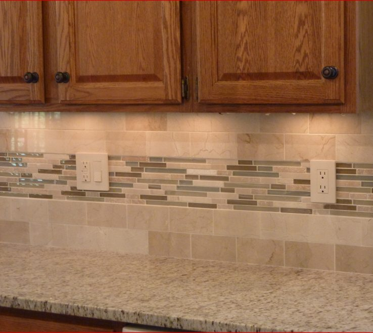 Cool Kitchen Tile Ideas Of Glass Backsplash Designs Glass Backsplash Designs
