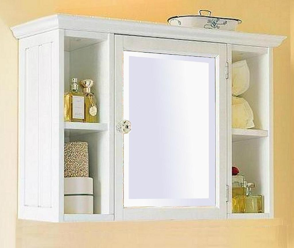 Enchanting Small Bathroom Wall Shelf Of With Doors Shelving Units Recessed