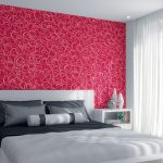 Enchanting Wall Decorations For Bedroom Of Texture Design Texture Designs Design Simple Bed