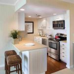 Endearing Apartment Kitchen Of Small Solutions Home Design Microwave Very Storage