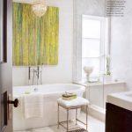 Endearing Art In Bathroom Of Trending Decor Eye Catching Artwork From Bliss