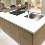 Endearing Kitchen Island With Sink Of Modern Hob And Breakfast Bar Area Wwwerkitchenscouk