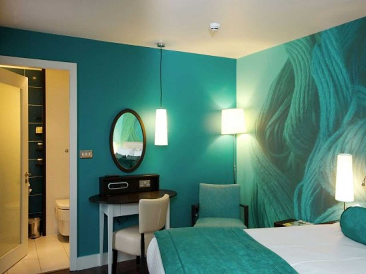 Endearing Two Bination For Bedroom Walls Of Uncategorized Wall Binations Paint Modern