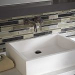 Enthralling Bathroom Wall Faucet Of Delta Tlf Czwl Champagne Bronze Trinsic Gpm
