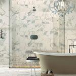 Enthralling Bathroom Wall Tile Installation