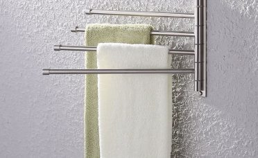 Entrancing Bathroom Towel Storage Wall Mounted Of Kes Swivel Bar Sus Stainless Steel