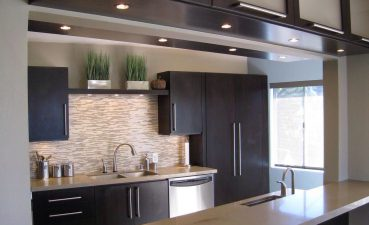 Entrancing Contemporary Kitchen S Of For A Posh And Sleek Finish